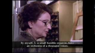 Marie-Claire Alain - Organist Extraordinaire