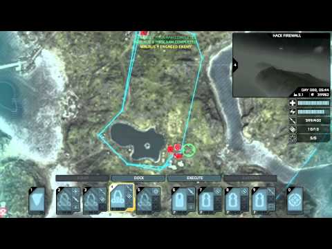 Let's Play Carrier Command Gaea Mission Part 1