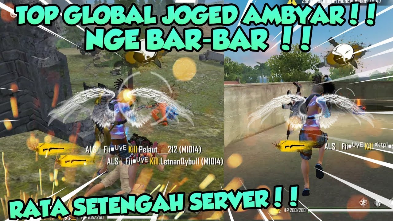 Top Global Joged Ambyar Bar Bar Di Awal Season Rata Setengah