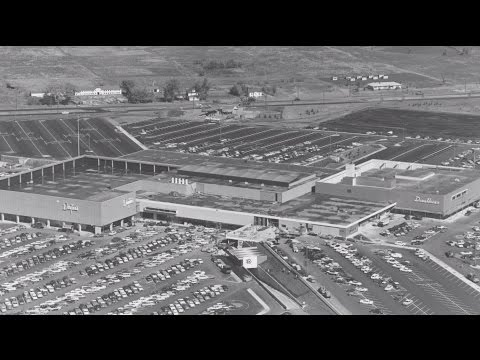 A brief history of the American shopping mall