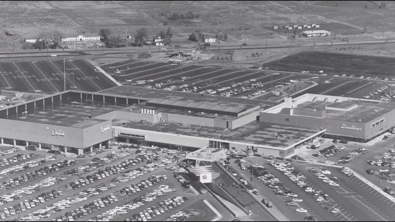 A Brief History Of The American Shopping Mall YouTube - First shopping center in usa