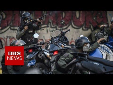 UN warns Venezuela over