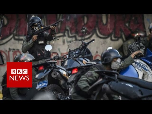 UN warns Venezuela over 'use of excessive force' - BBC News