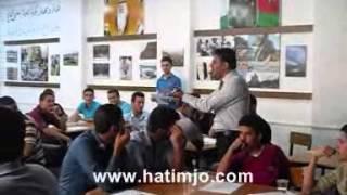مقتطفات من برنامج التنمية البشرية الشامل لشباب حاتم
