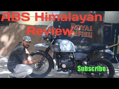ABS HIMALAYAN FINALLY    REVIEW    ROYAL ENFIELD
