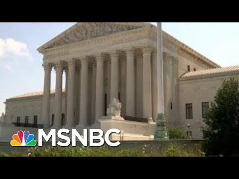 Supreme Court Sides With Trump Limiting Obamacare Contraceptive Coverage | Hallie Jackson | MSNBC