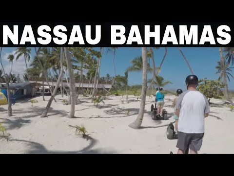 Oasis Of The Seas - Day 2 - Nassau (Blue Lagoon Segways Part 1)