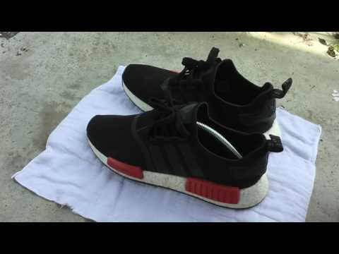 Cleaning Adidas Nmd, Angelus Easy Cleaner