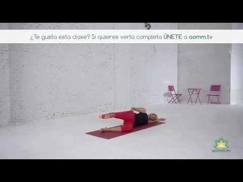 Pilates online - Piernas y glúteos firmes con banda elástica