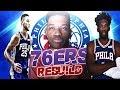 COMPLETING THE PROCESS | PHILADELPHIA 76ERS REBUILD | NBA 2K19