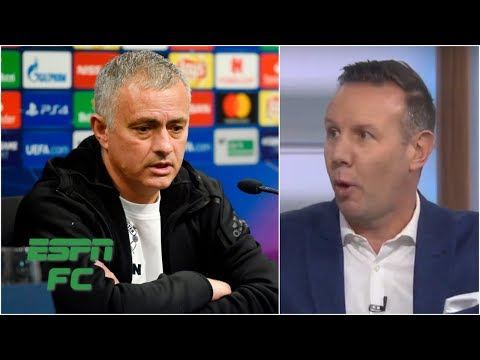 Jose Mourinho's 'house' comments get roasted by Craig Burley | Manchester United Mp3