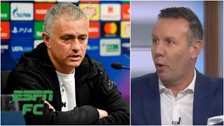 Jose Mourinho's 'house' comments get roasted by Craig Burley | Manchester United