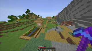 I accidentally kill two villagers while watching a Vsauce video