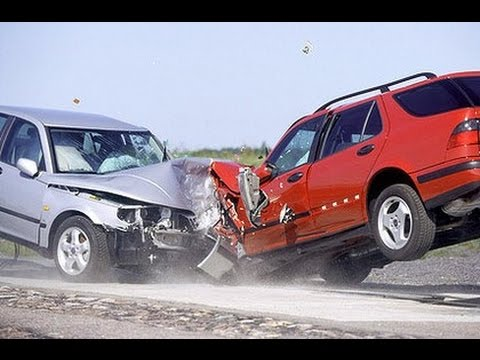 Car Crash Accidents Compilation #2 2015 HD - YouTube