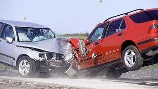 Car Crash Accidents Compilation #2 2015 HD