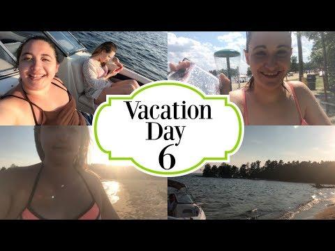 Vacation Vlog: 8/10/17: Wet N' Wild Sandbar!