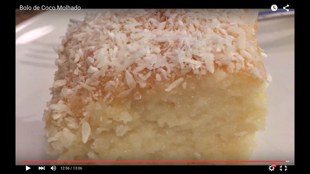 receita de bolo de ovos