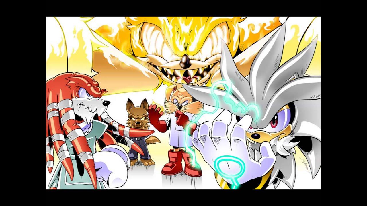Evil Super Sonic Youtube
