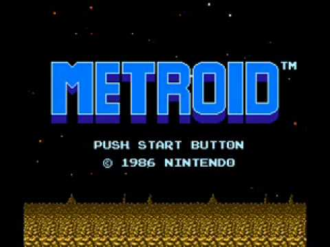 Metroid Sound Effects