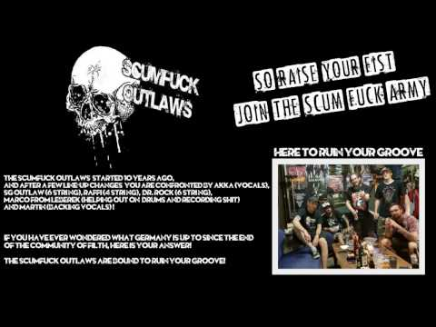Scumfuck Outlaws - Scumfuck Outlaw