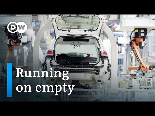 Will Germany's car industry survive?   DW Documentary