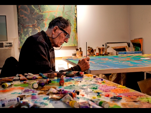 Stan Brodsky Interview at the Reboli Center for Art and History