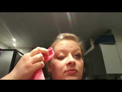 Abschminken nur mit Wasser?! Jaci testet den MakeUp Radierer - YouTube