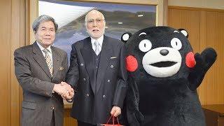 悪役の名演技で知られる俳優の八名信夫さん(82)が2月20日、熊本を舞台に...