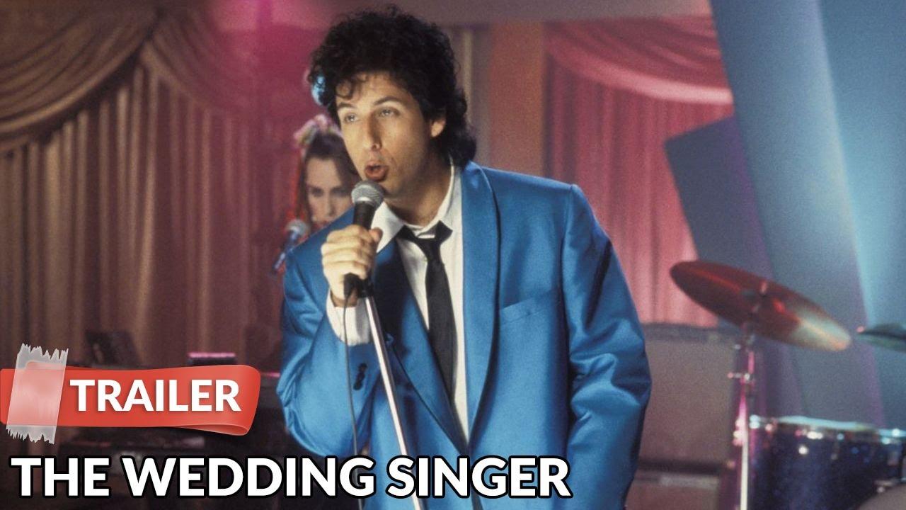 The Wedding Singer 1998 Trailer