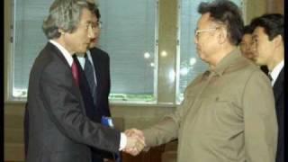 日朝首脳会談を伝える北朝鮮の日本語放送