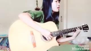 [Guitar cover] Con đường hạnh phúc