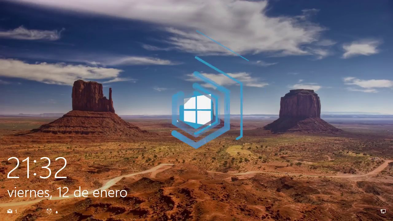 Fondo de escritorio bloqueado windows 10
