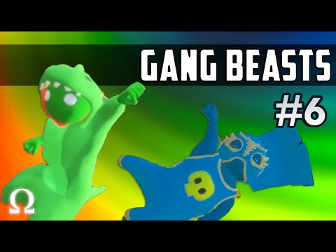 STRETCH ARMSTRONG, EXTINCT MY ASS! | Gang Beasts #6 Funny Moments ft. Delirious, Cartoonz, Bryce