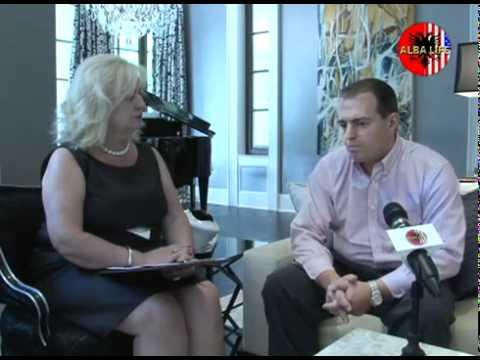 Pjesa e pare e intervistes se biznesmenit te suksesshem z. Richard Lukaj, dhene TV Alba Life