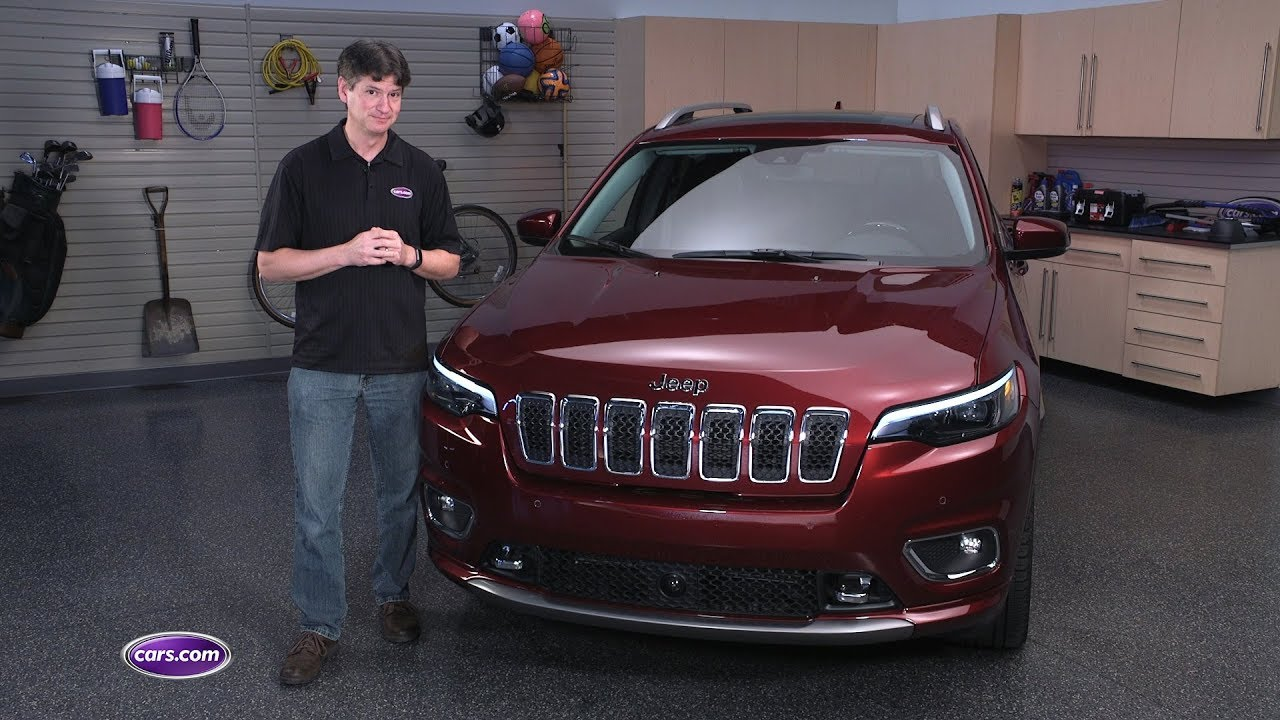 2019 Jeep Cherokee Review Cars