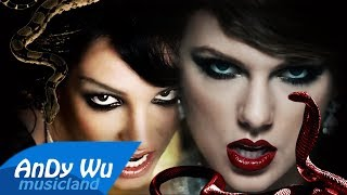 Taylor Swift Look What You Made Me Do Remix Feat Britney Spears