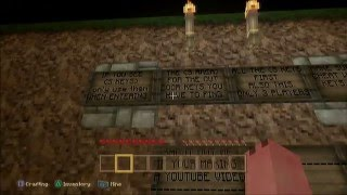 PS HORROR MAP LETS PLAY DOWNLOAD LINK DISC AND DIGITAL EU US - Minecraft ps3 us disc maps