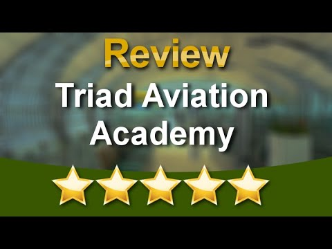 Triad Aviation Academy Student Review Private Pilot License