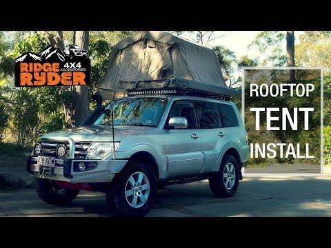 Ridge Ryder Roof Top Tent - With Annex | Supercheap Auto