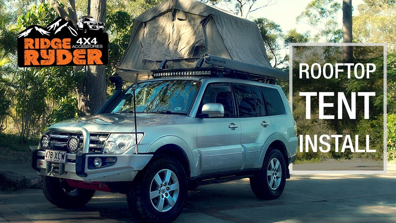 Ridge Ryder Roof Top Tent - With Annex | Supercheap Auto