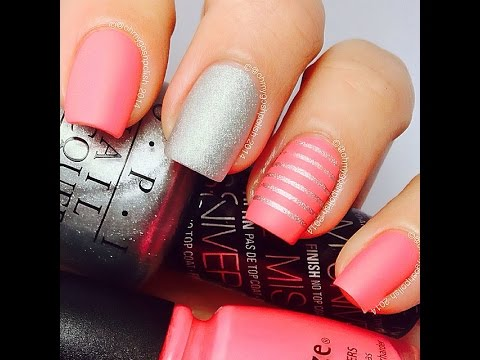 Easy stylish nail art youtube easy stylish nail art prinsesfo Choice Image