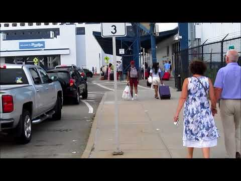 Traveling to (& from) the Brooklyn Cruise Terminal by ferry ~ the easy way to go!