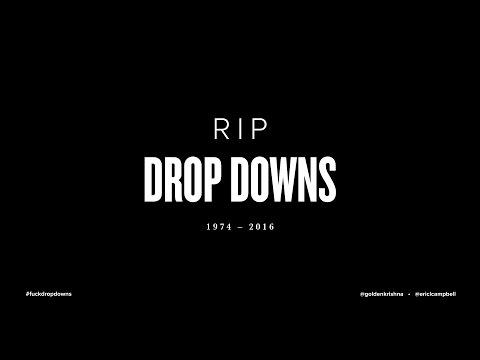 "SXSW Keynote - ""You Know What? Fuck Dropdowns."""