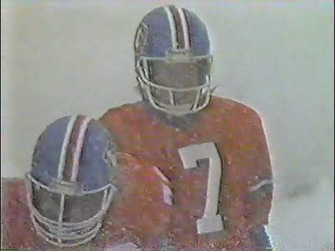 1987 NFL Week 16 San Diego at Denver