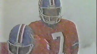 1987 NFL Week 16 San Diego at Denver