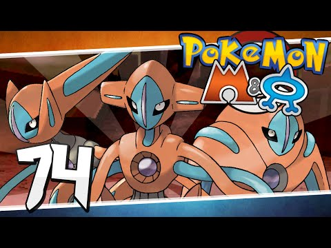 how to catch deoxys in omega ruby