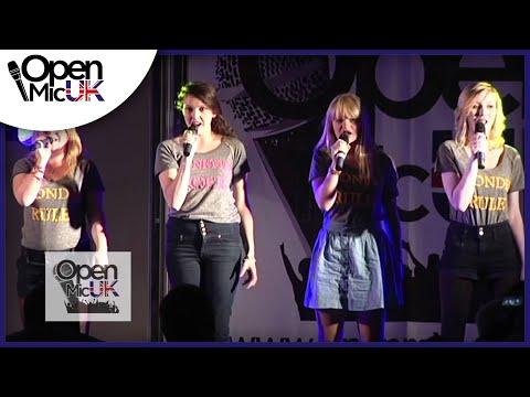 Open Mic UK | Not Completely Blonde | Birmingham Regional Final
