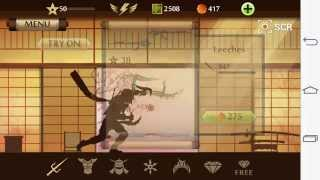 Shadow fiGht 2(lastest update)-All wEapon(level 35 to 50)