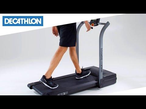 Tapis Roulant Walk By Domyos Decathlon Italia Youtube