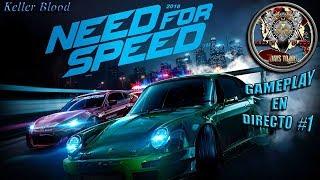 Need for Speed 2016 - Deluxe Edition [Directo] [Gameplay en Español] #1